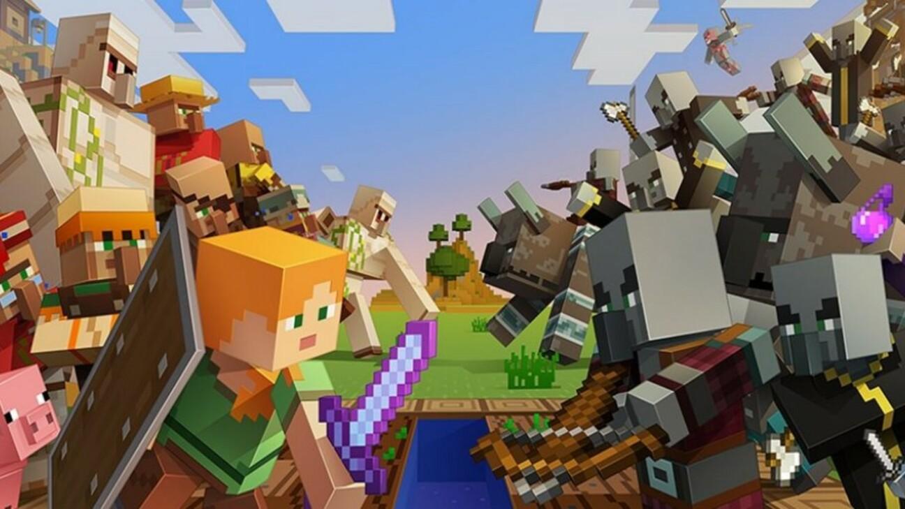La mise à jour 1.14 de Minecraft Village & Pillage ajoute une grande quantité de contenu au jeu...